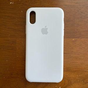 iPhone X Silicon Case